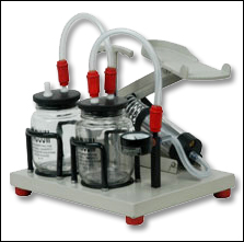 Foot Operated Suction unit ms